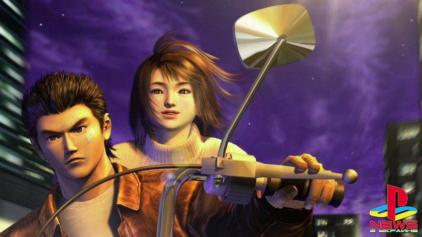 Shenmue 1 и 2, похоже, выйдут в этом году на PS4 и Xbox One