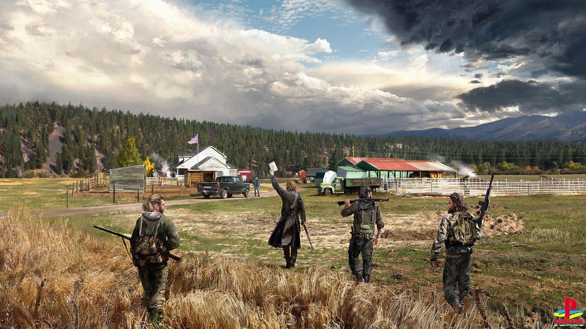 Саундтрек Far Cry 5 станет самым большим в серии