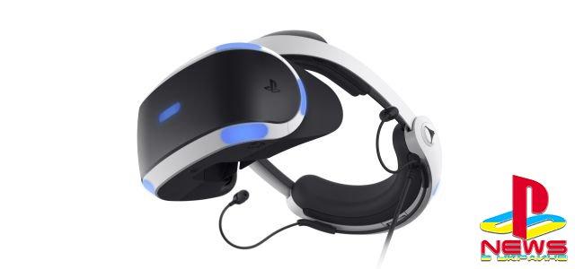 Sony выпустит новую модель PlayStation VR