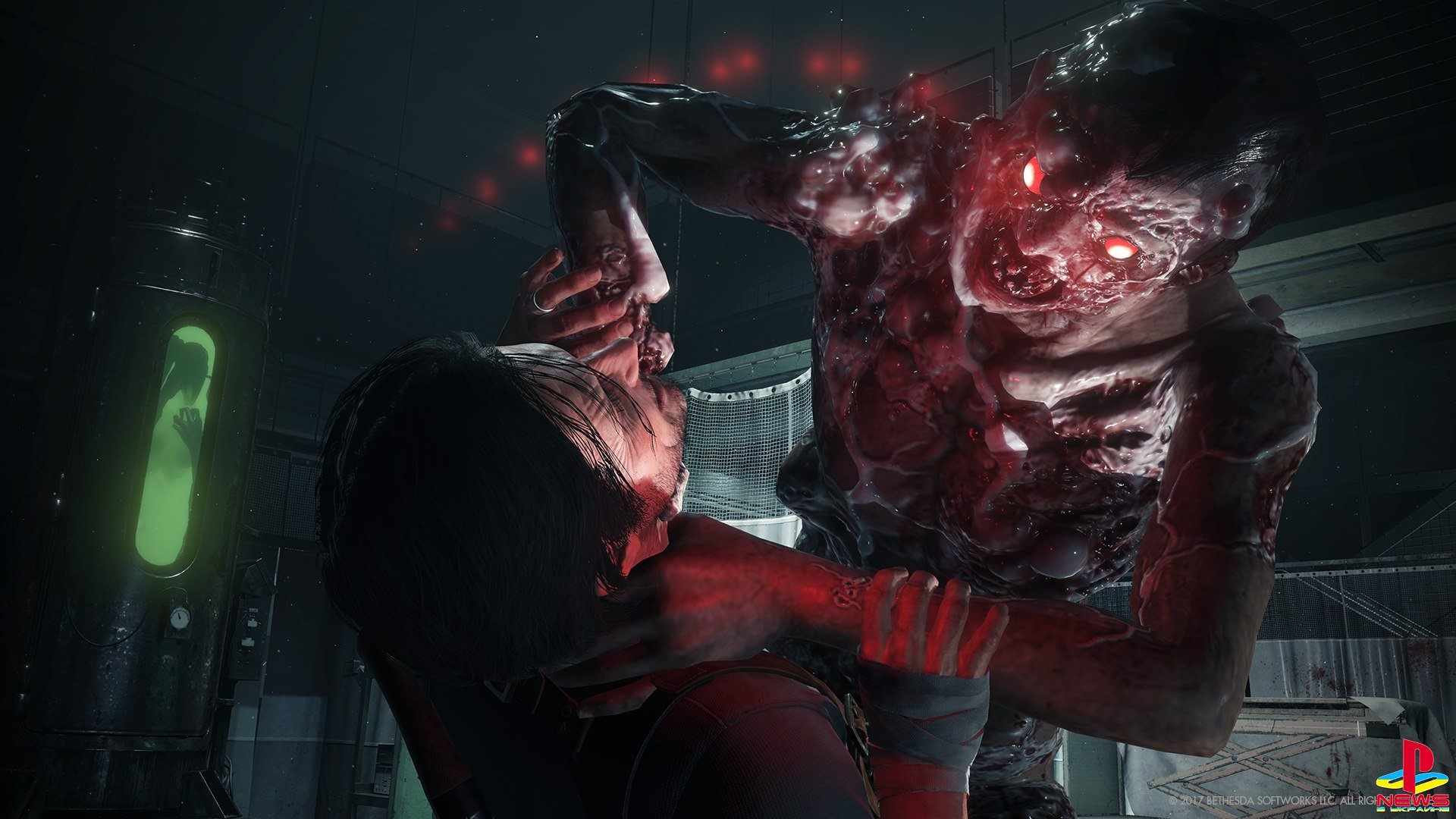 Tango Gameworks рассказала об уровнях сложности в The Evil Within 2