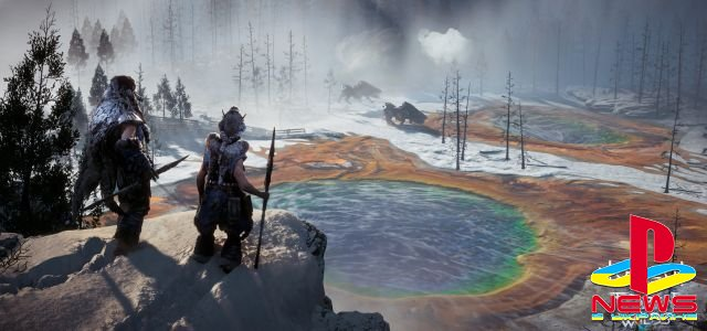 Guerrilla Games не планирует выпускать дополнения для Horizon: Zero Dawn после The Frozen Wilds