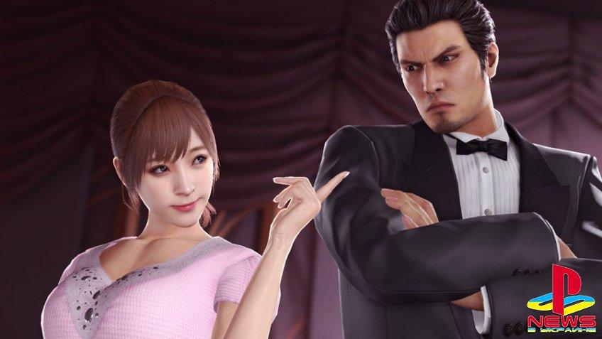 Герой Yakuza: Kiwami 2 будет состязаться с реальными рестлерами и актрисами