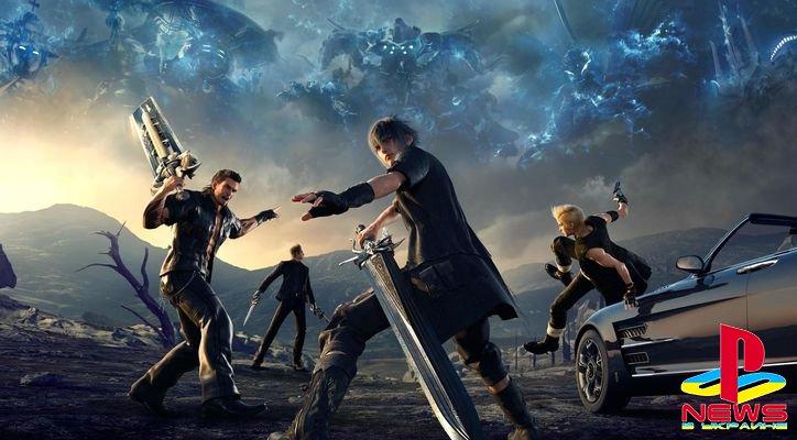 Кооперативное дополнение для Final Fantasy XV перенесли