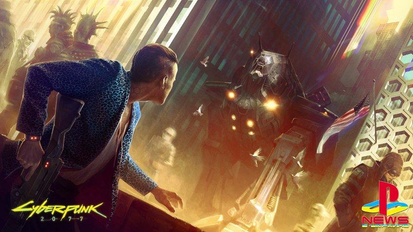 Социальный хаб в Cyberpunk 2077 будет похож на Ферму из Destiny 2