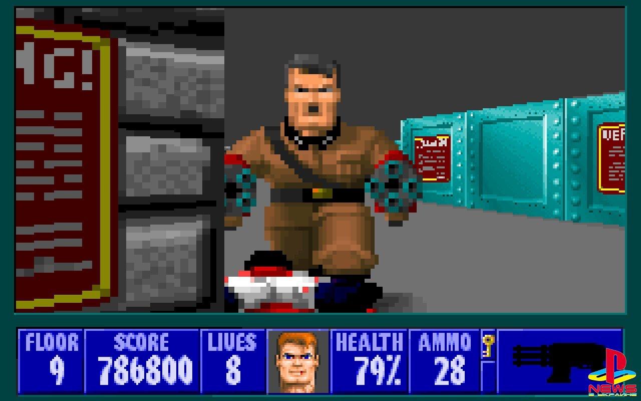 В Wolfenstein 2: The New Colossus Бласковиц сможет сыгр ...