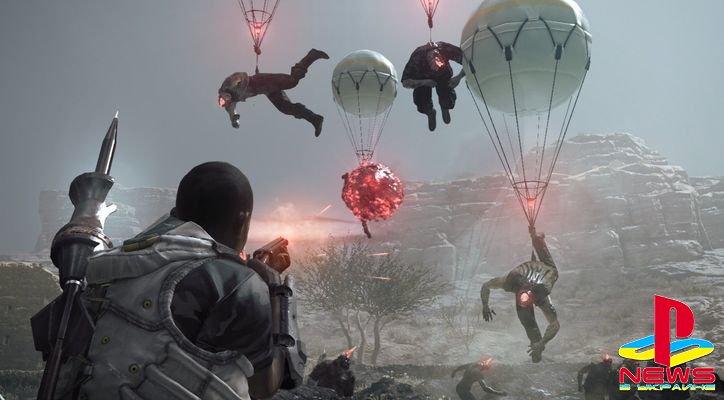 Объявлена дата выхода Metal Gear Survive