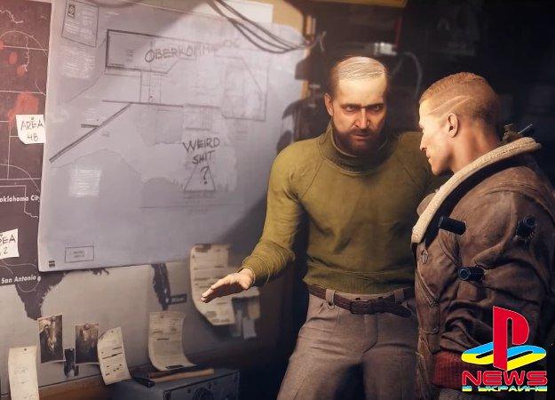 События Wolfenstein и Doom происходят в одной вселенной?