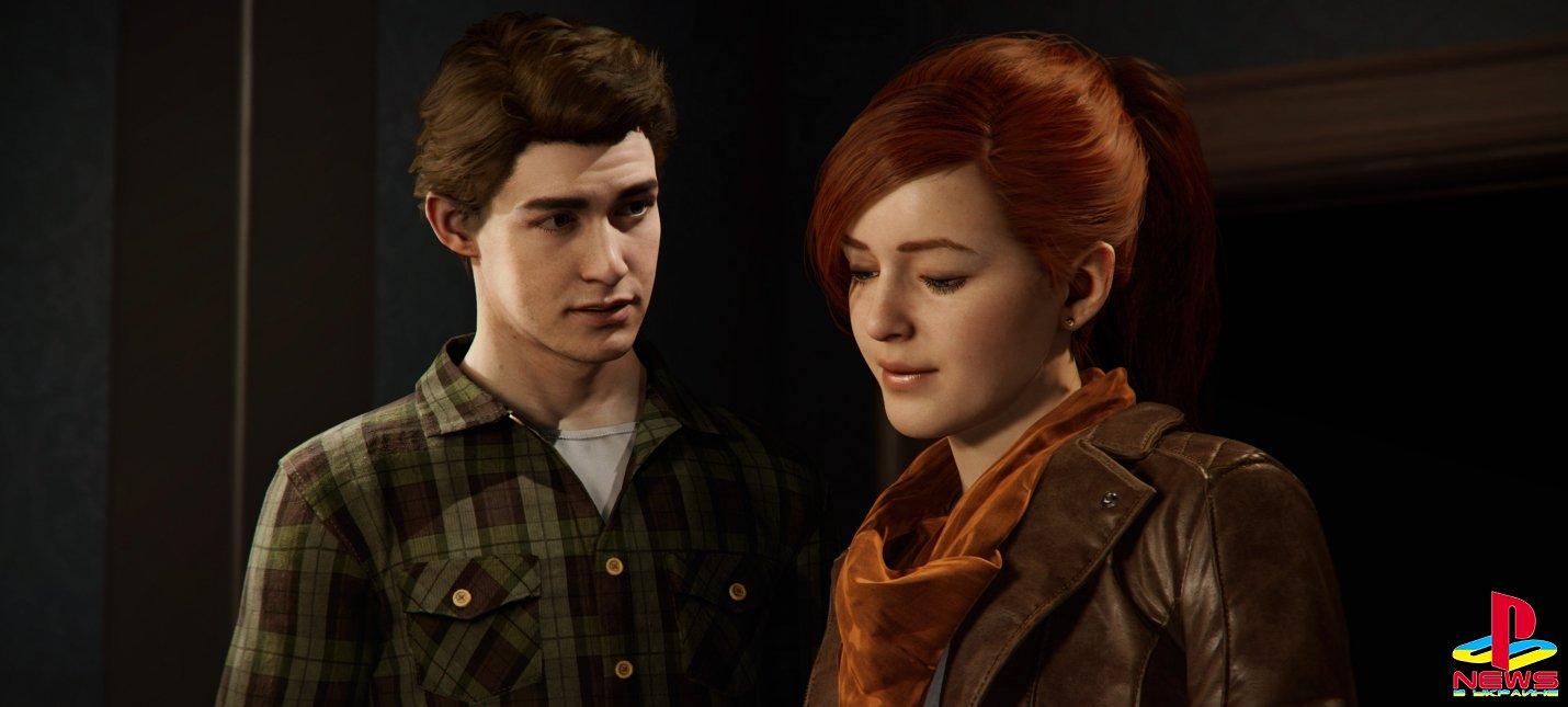Мэри Джейн будет играбельным персонажем в Spider-Man