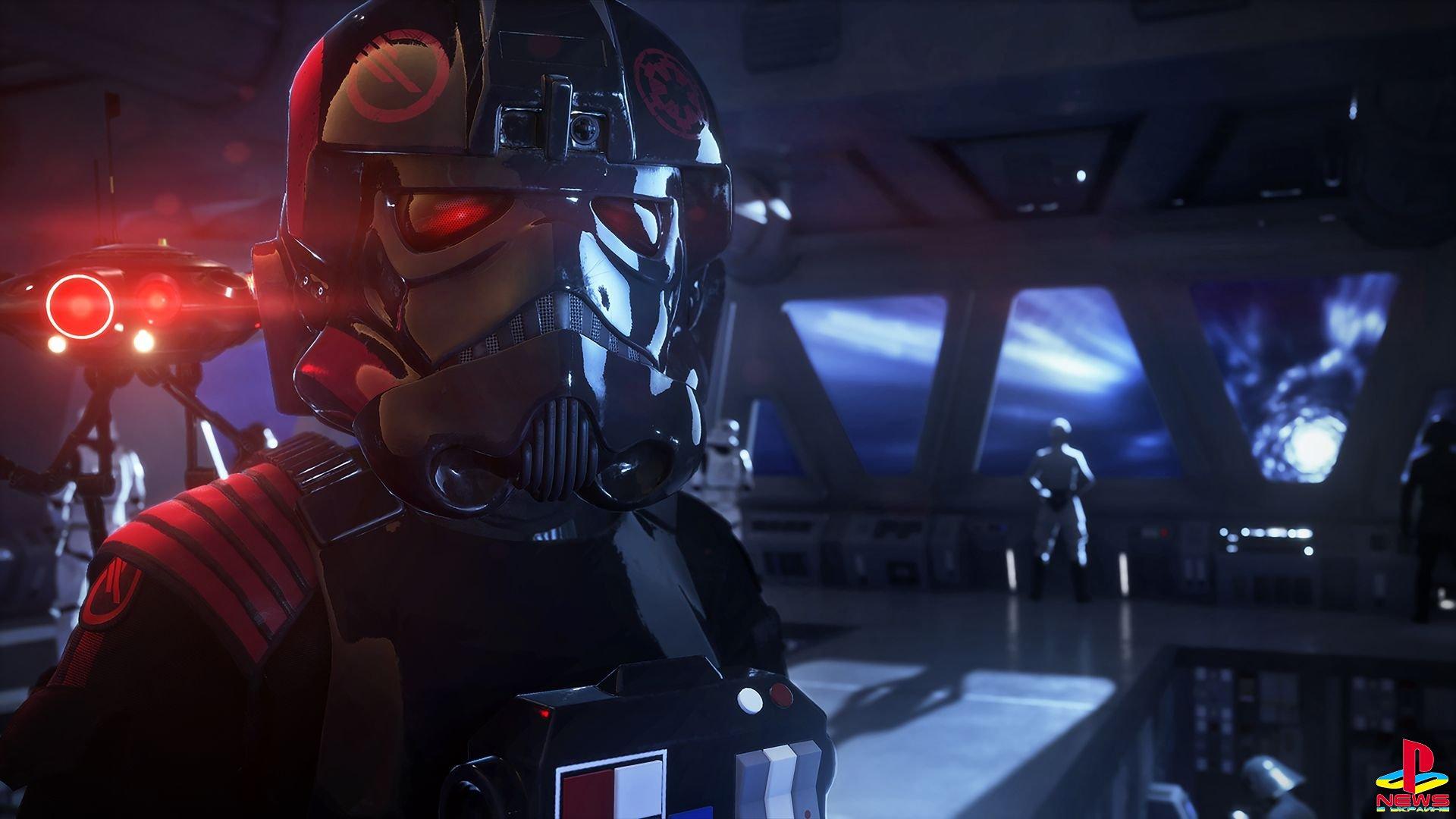Первые оценки Star Wars Battlefront II