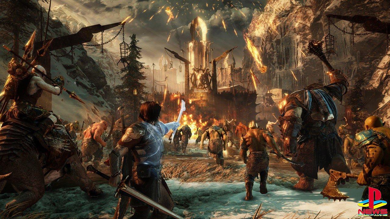 В минувшем октябре главной игрой в США стала Middle-earth: Shadow of War