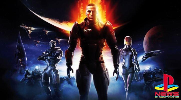 Mass Effect исполнилось 10 лет