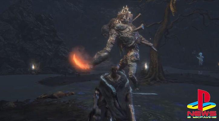 В Bloodborne спустя три года нашли потерянного монстра
