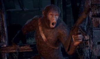 Вышла игра во вселенной «Планеты обезьян»