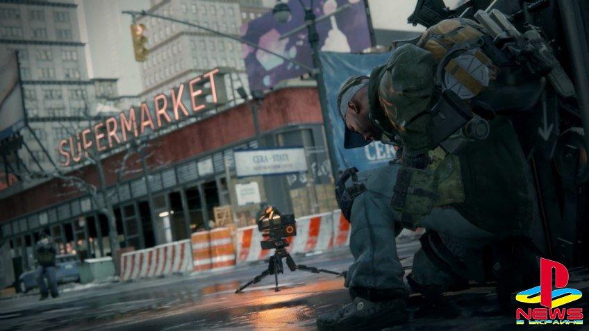 Обновление 1.8 для Tom Clancy's The Division выйдет на следующей неделе