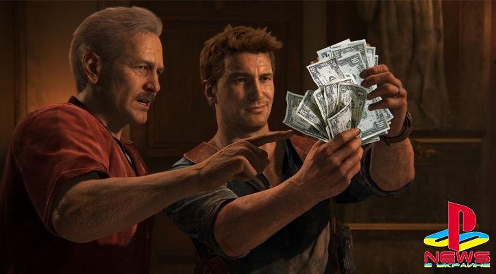 Продажи Uncharted превысили 41 миллион копий
