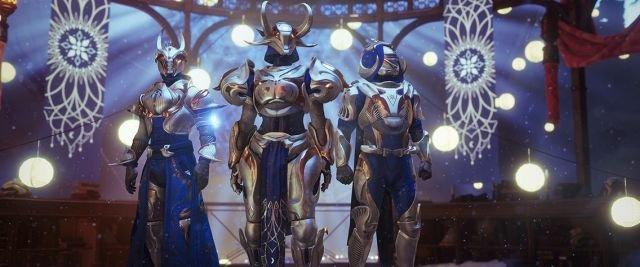 19 декабря в Destiny 2 стартует зимнее мероприятие «Dawning»