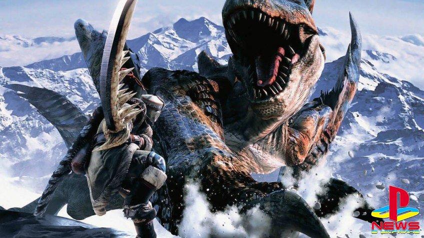 Прохождение сюжетной кампании Monster Hunter World займёт до 50 часов