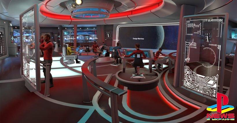 Star Trek: Bridge Crew больше не требует VR-девайса