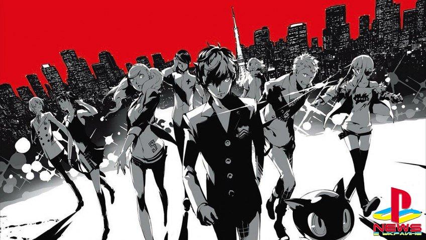 В аниме Persona 5 the Animation Джокер получит другое имя