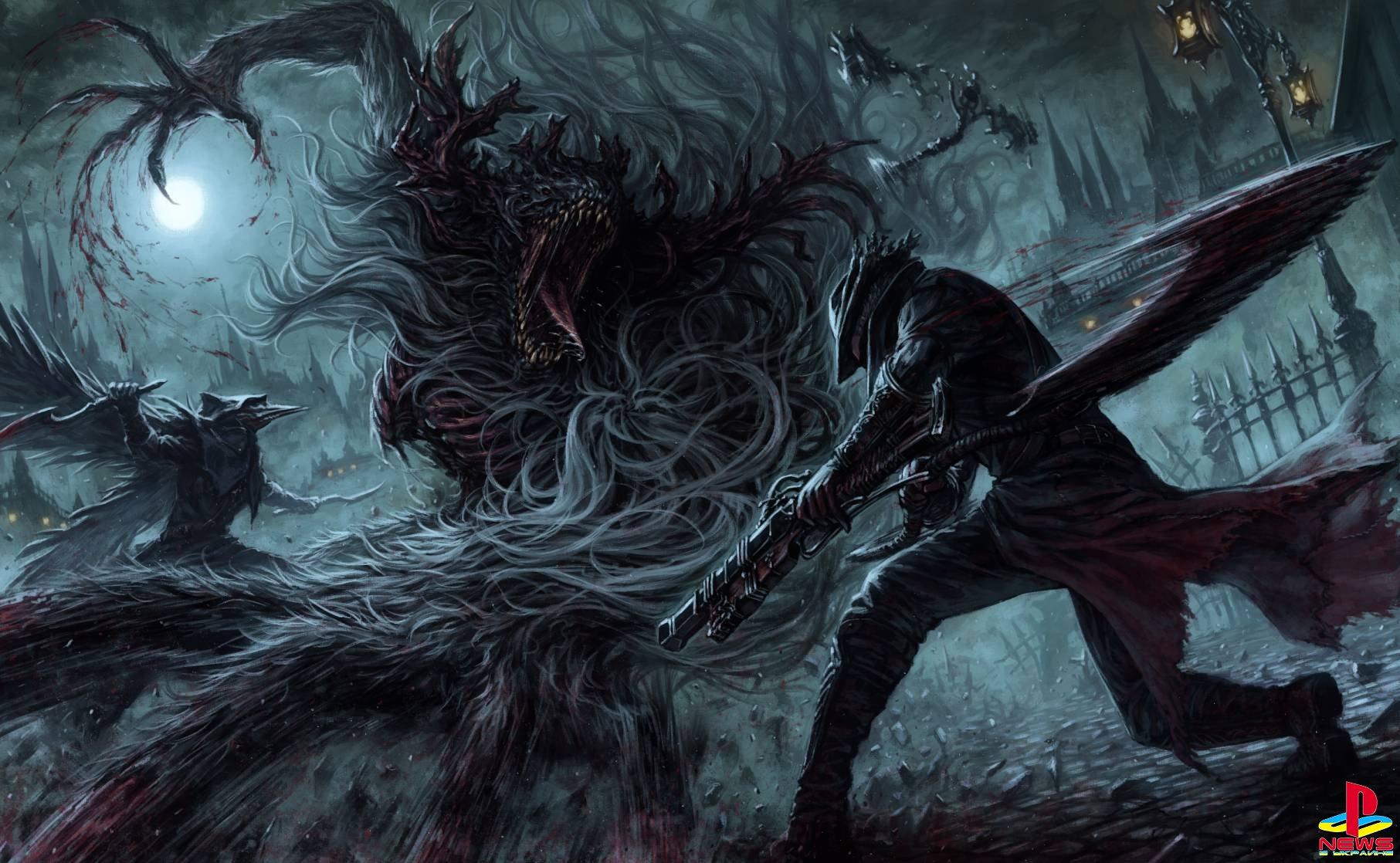 Найденные игроками секретные боссы и локации в Bloodborne