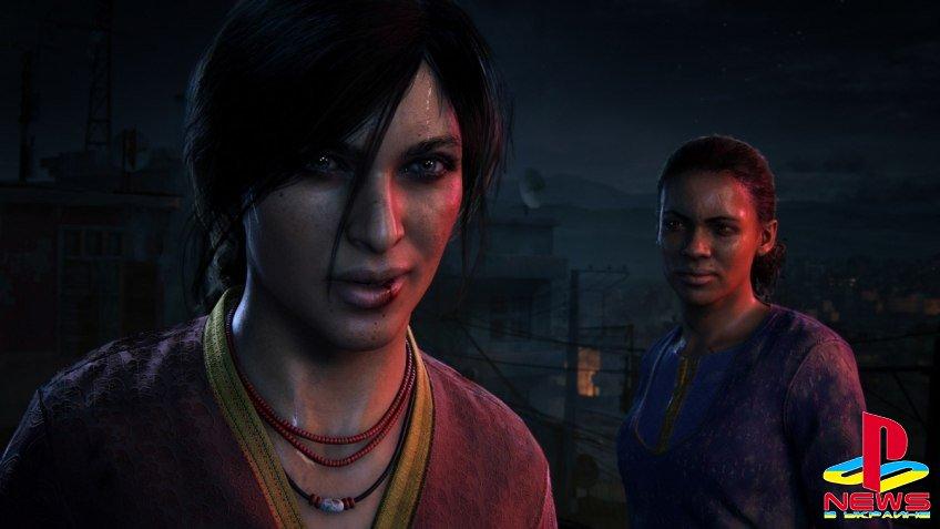 Творческий директор «Uncharted: Утраченное наследие» по ...
