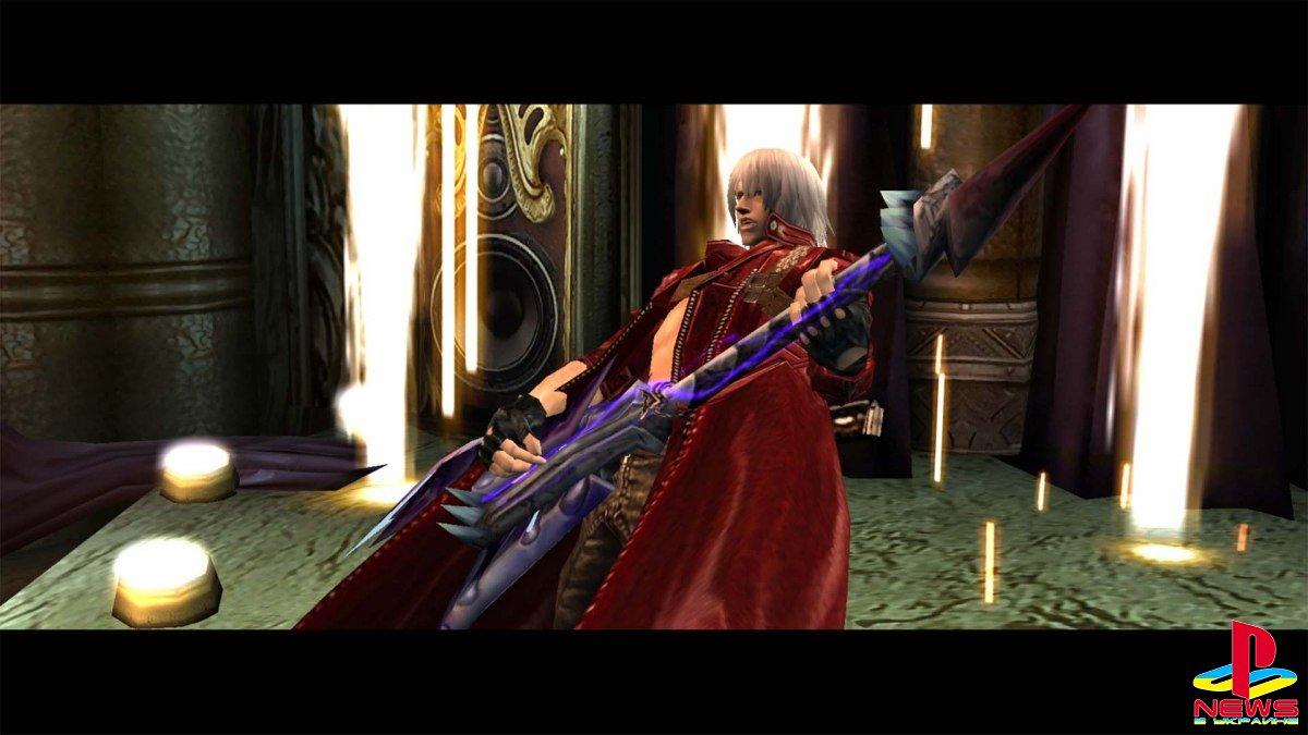 Capcom показала новые скриншоты Devil May Cry HD Collection