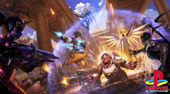 Twitch получил эксклюзивные права на Overwatch League