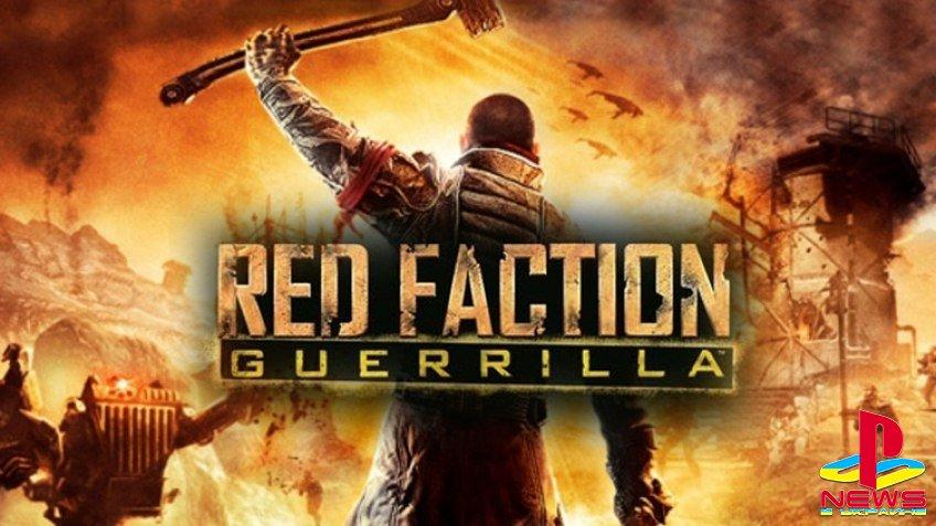 Red Faction: Guerrilla выйдет на современных консолях