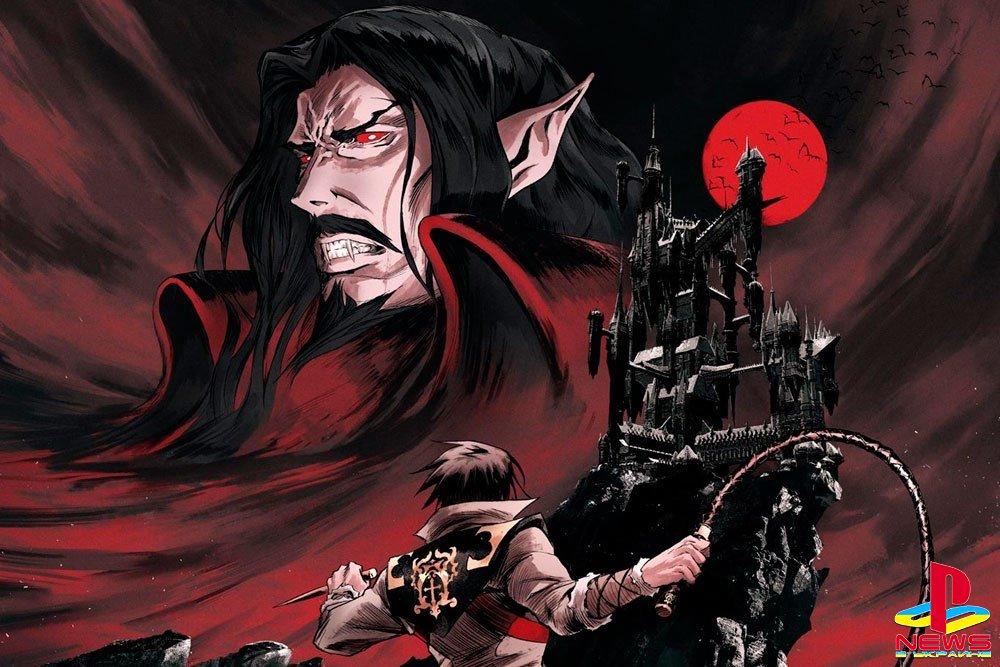 Второй сезон мультсериала Castlevania появится летом