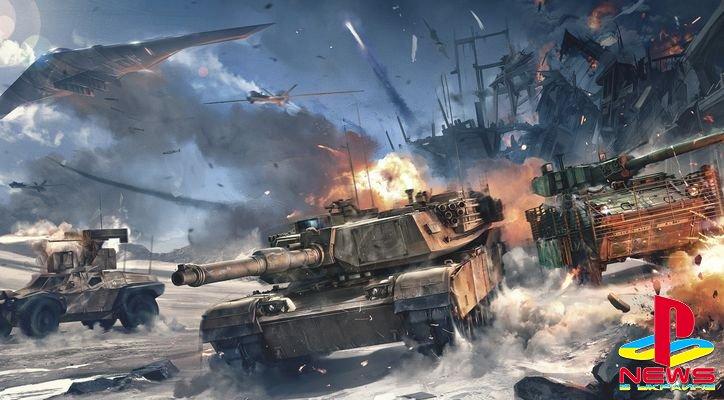 Ранний доступ «Проекта Армата» на PS4 стартует 6 феврал ...