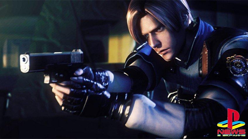 Resident Evil 2 Remake выйдет в конце 2018 года