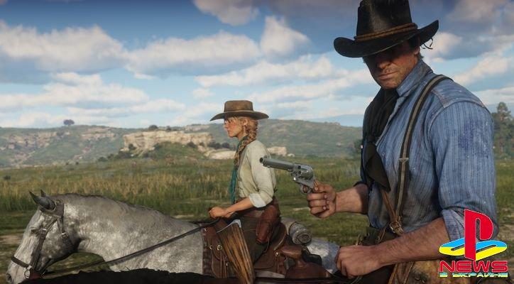 Red Dead Redemption 2 перенесли на осень
