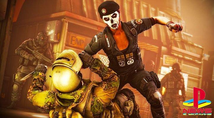 Создатели Rainbow Six: Siege рассказали о будущем игры