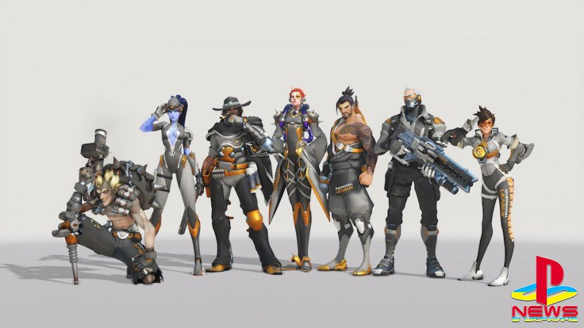 Blizzard намекает на нового героя Overwatch