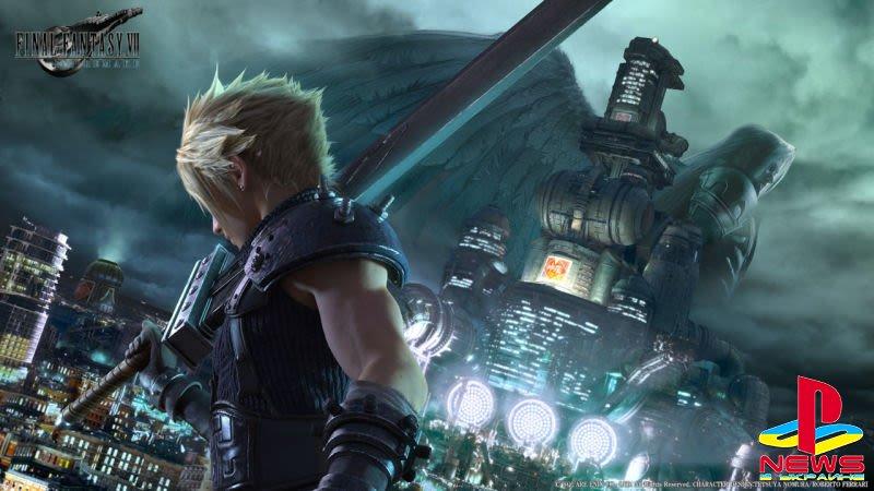 Информация о состоянии разработки ремейка Final Fantasy VII появилась в опи ...