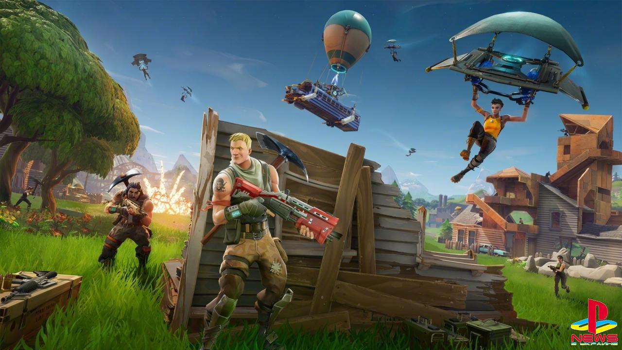 Fortnite обошла по принесённой прибыли PlayerUnknown's Battlegrounds