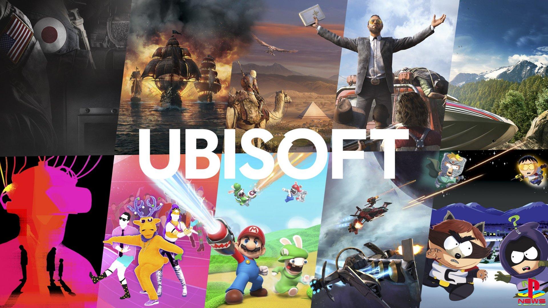Ubisoft открыла новые студии в Индии и Украине
