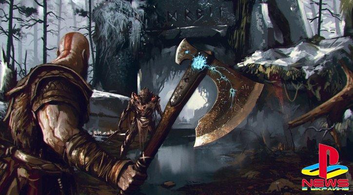 Дизайнеры уровней God of War вдохновлялись Bloodborne