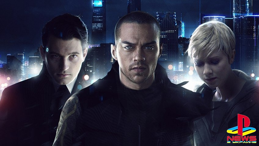 Стали известны технические особенности Detroit: Become Human на PS4 и PS4 Pro