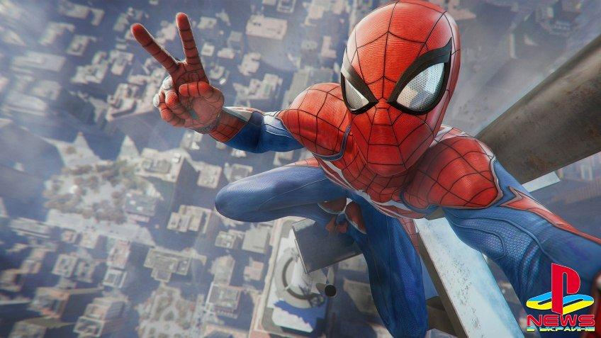 Море новых подробностей игры о Человеке-пауке от Insomniac
