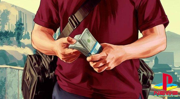 GTA 5 принесла своим создателям 6 миллиардов долларов