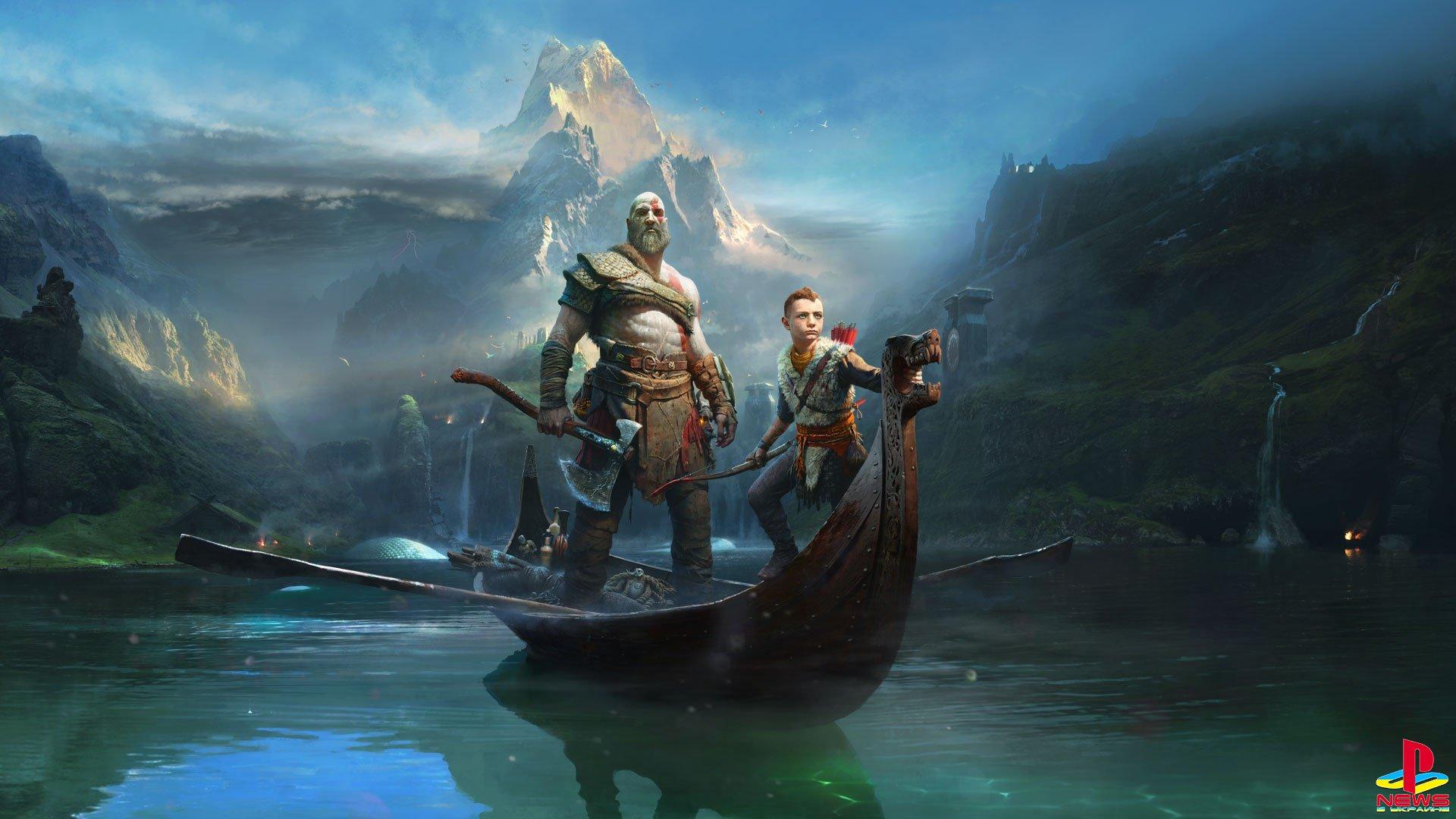 Дополнительный режим новой God of War «погружает» в мир игры