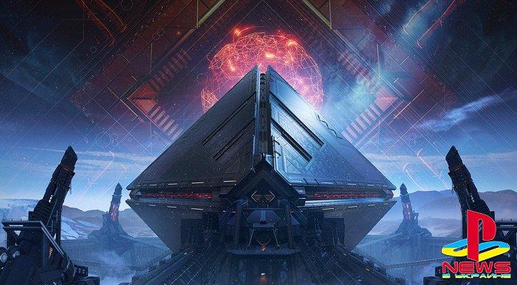 Объявлена дата выхода второго дополнения для Destiny 2