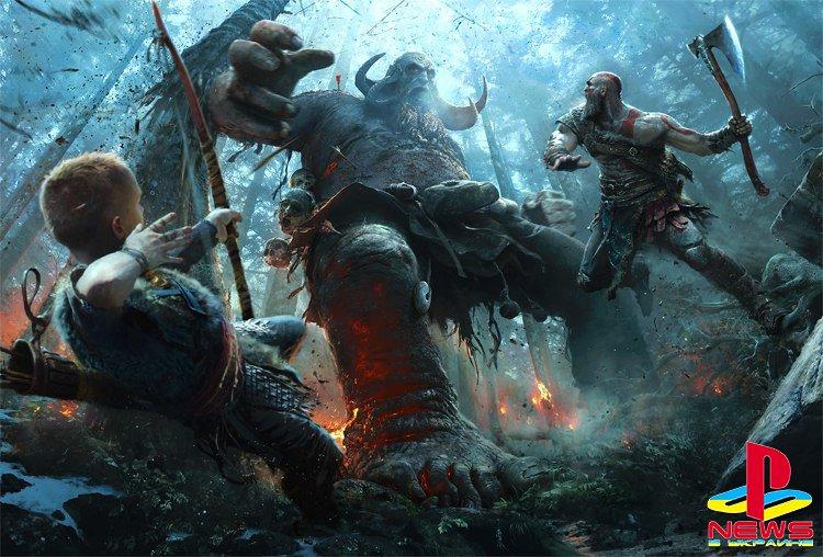 Первые оценки God of War – средний балл игры 94 из 100