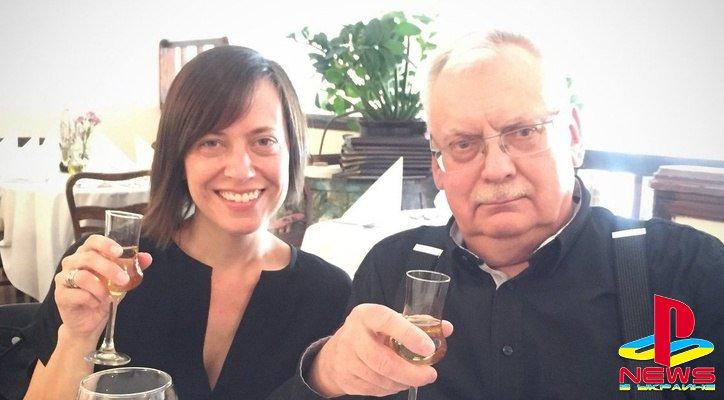 Сценаристка сериала «Ведьмак» встретилась с Анджеем Сап ...