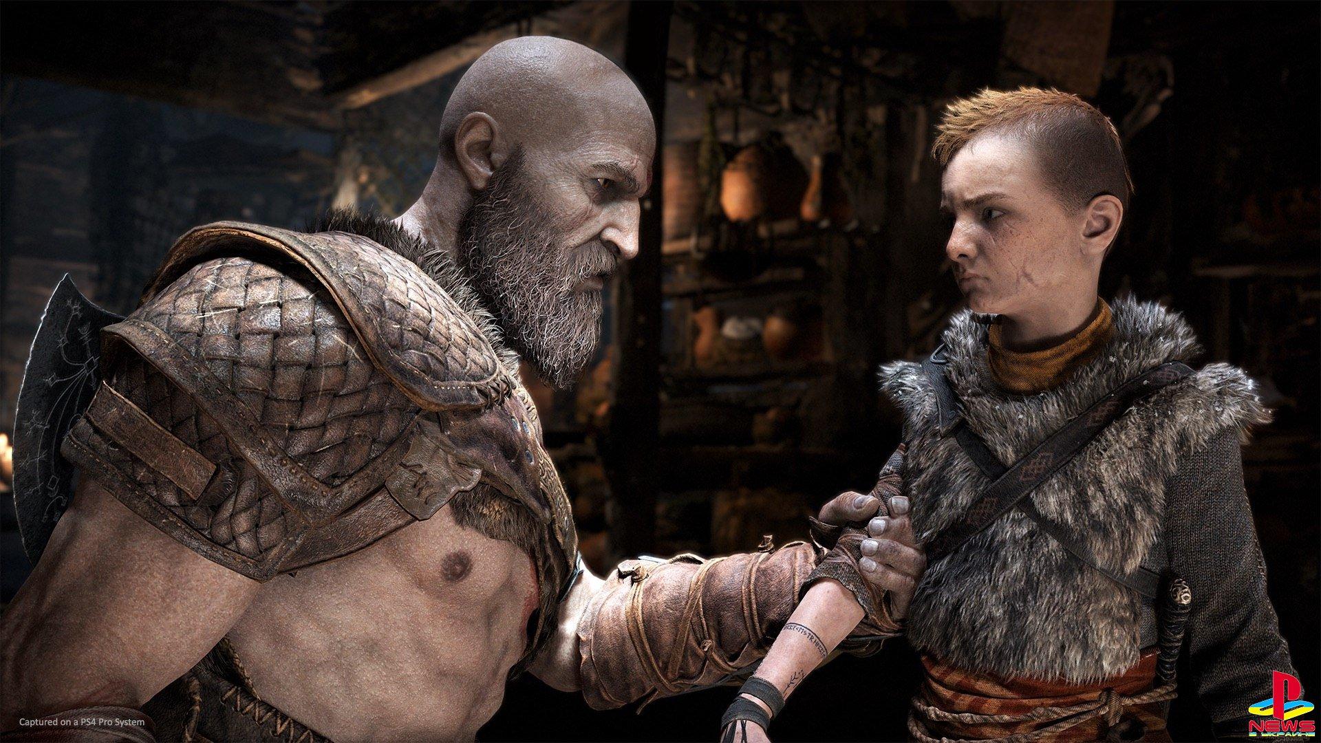 Концепция God of War (2018) убедила Sony увеличить бюджет и дать больше сво ...