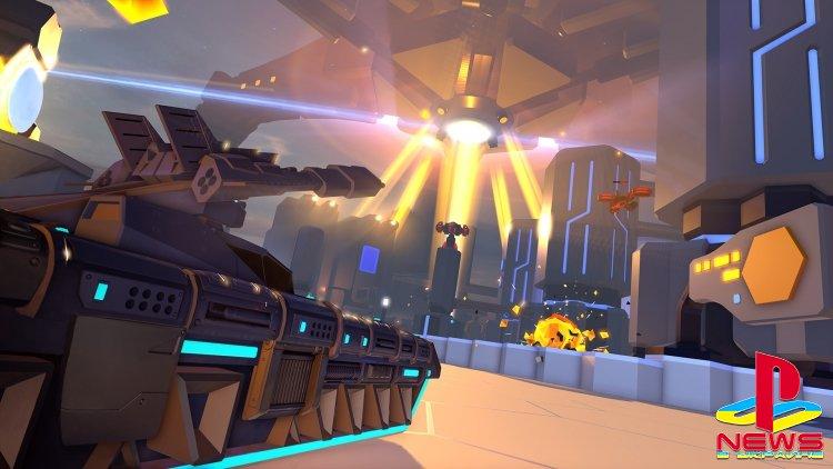 Rebellion Developments анонсировала «отвязанную» от VR версию Battlezone