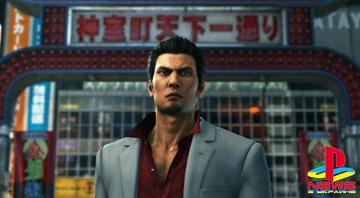 Создатели Yakuza 6 уже трудятся над новой игрой