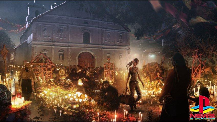 Лару Крофт можно назвать злодеем в Shadow of the Tomb Raider