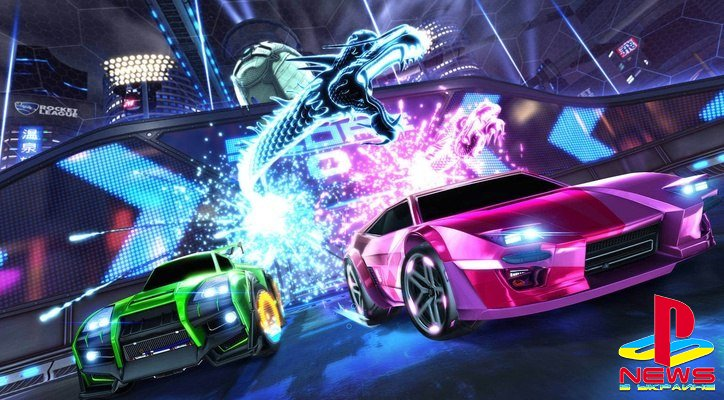В Rocket League появится система Rocket Pass